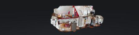 Virtueel bezichtigen via 360 matterport 3d