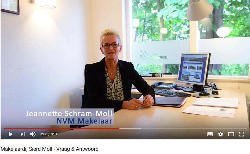 Uitleg over huis kopen van Jeannette Schram-Moll - NVM Makelaar